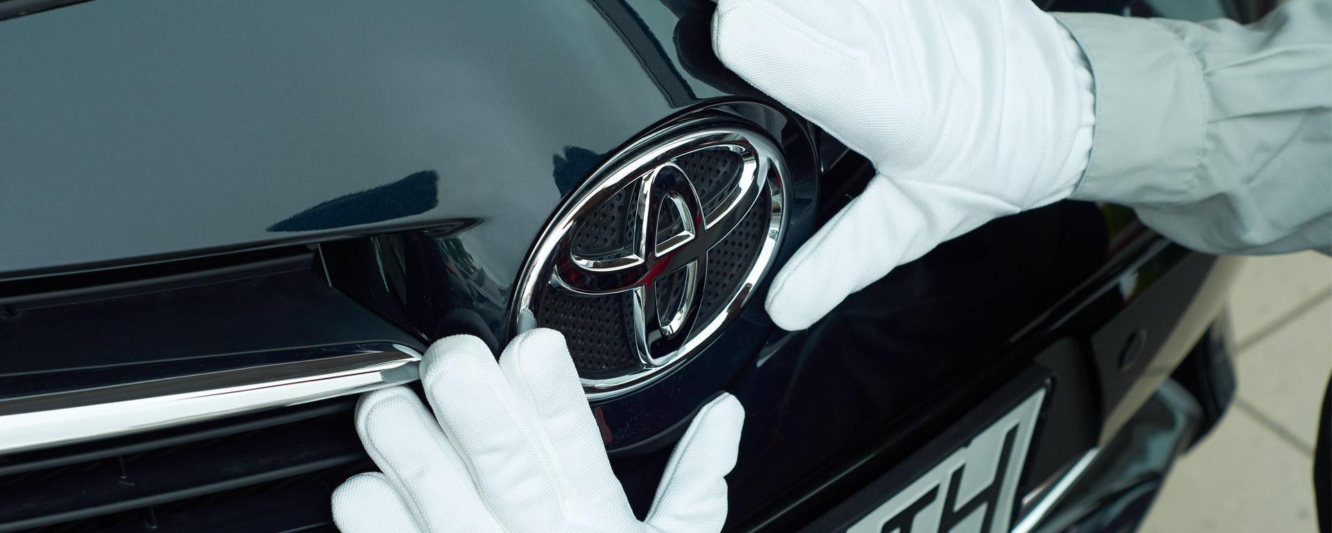 Slider - Toyota Servicepartner