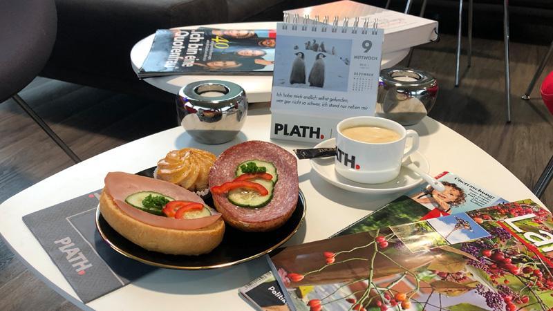Frühstück an unserer Cafebar