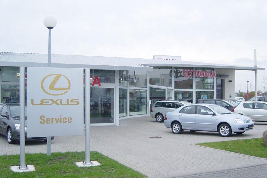 Lexus-Service
