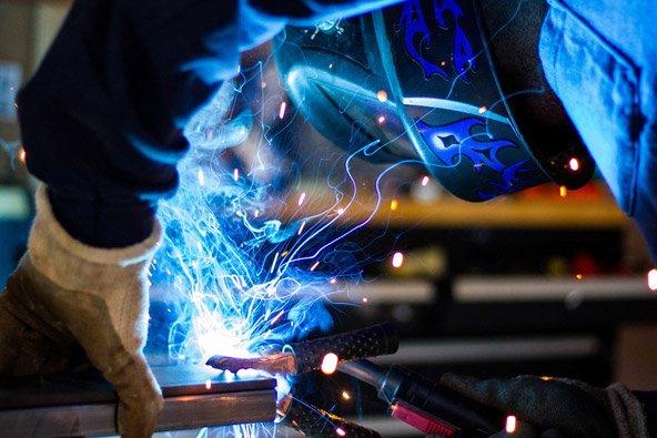 Auftrags- und Reparaturschweissen