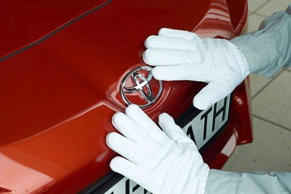 Ihr Toyota ist auch unser Toyota