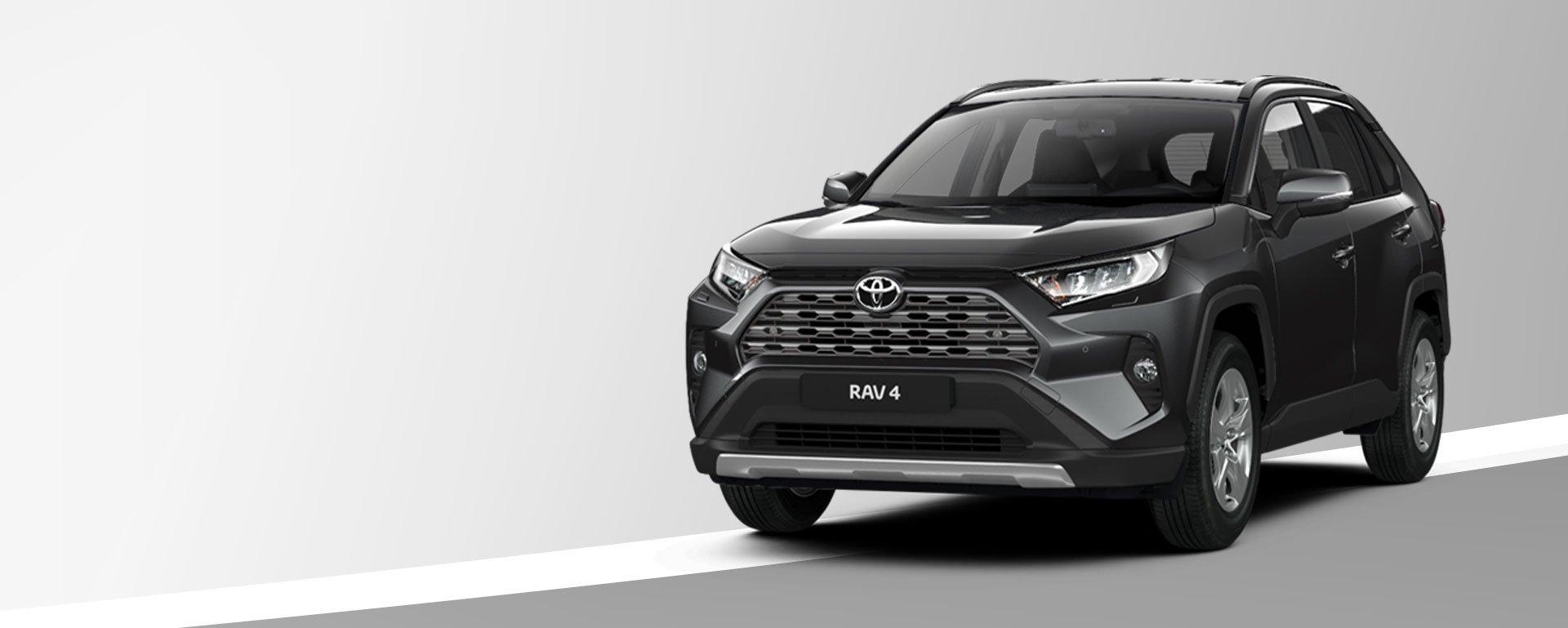 Toyota PLATH. DEAL - RAV 4 Comfort, Leder, LED, Shz